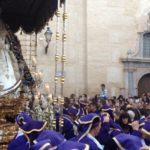 Viernes Santo 2016 – cámara 360 graba salida Cofradía de la Paz