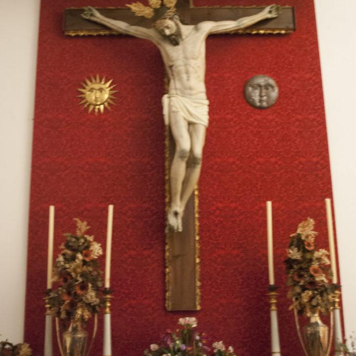 Stmo. Cristo de la Buena Muerte y de la Paz