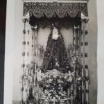 Trono Virgen