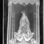 Virgen de la Paz_Trono